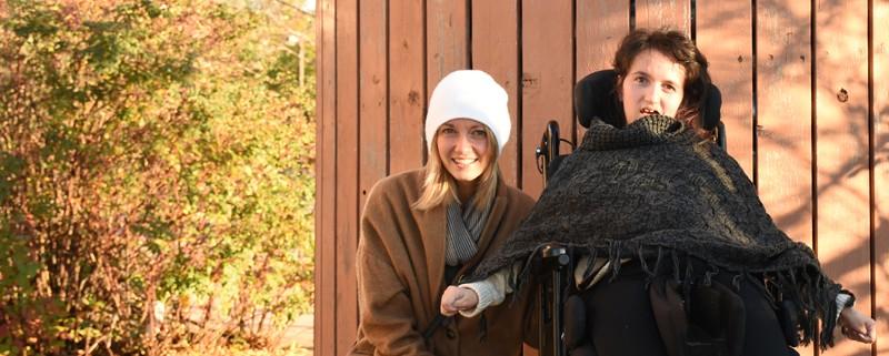 Ella & Kaitlyn - blog